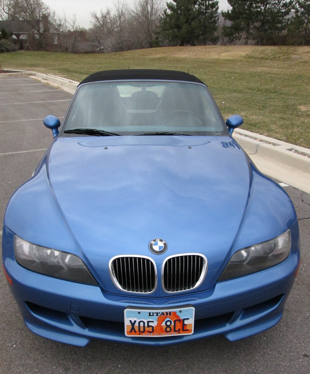 Bmw Z3 Roadster 2000: Buy Used 2000 BMW Z3 M ROADSTER CONVERTIBLE WITH FACTORY