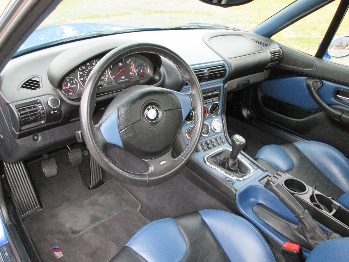 Buy Used 2000 Bmw Z3 M Roadster Convertible With Factory