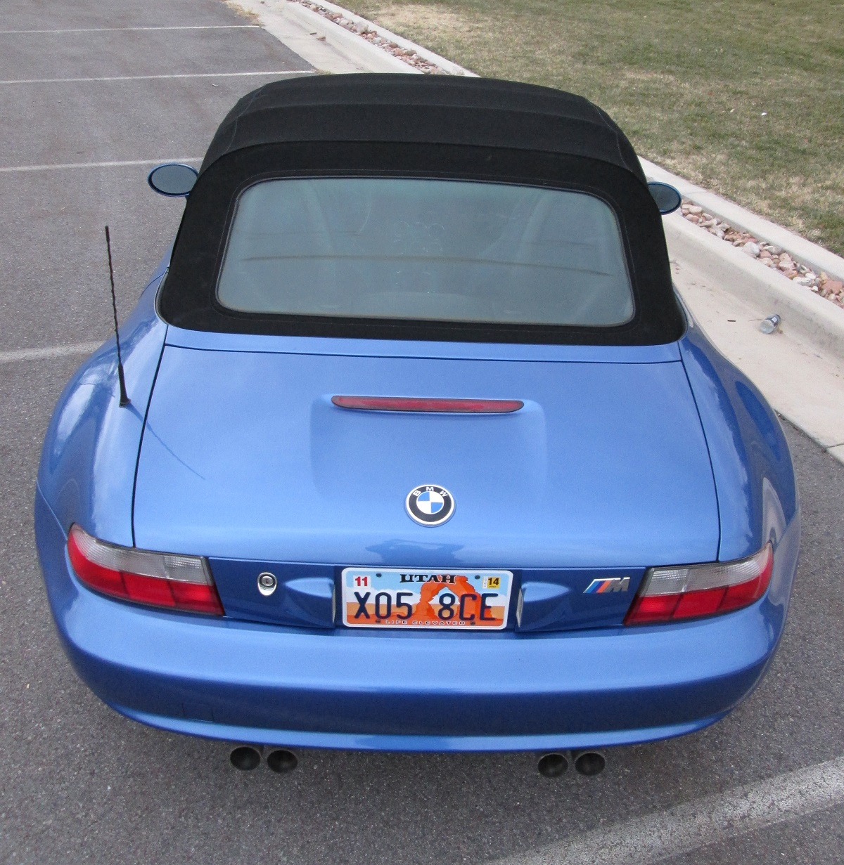Bmw Z3 For Sale: Buy Used 2000 BMW Z3 M ROADSTER CONVERTIBLE WITH FACTORY
